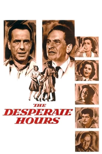 The Desperate Hours Poster