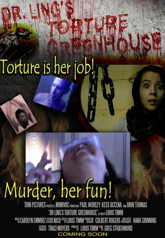 Dr. Ling's Torture Greenhouse Movie Poster