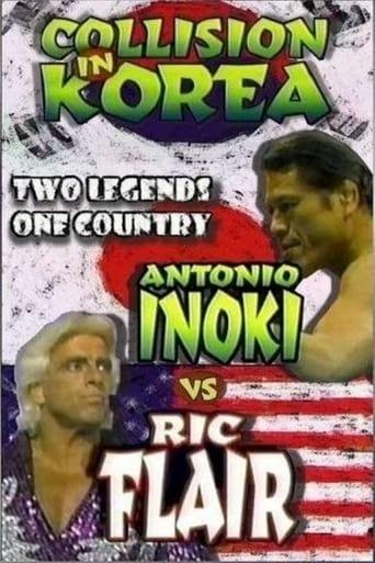 Poster of WCW NJPW Collision In Korea