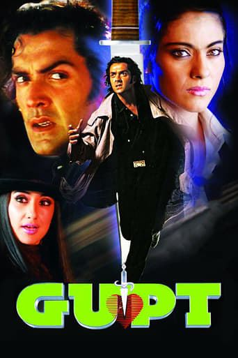 Poster of Gupt: The Hidden Truth