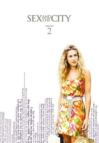 Sex and the City 2ª Temporada - Poster