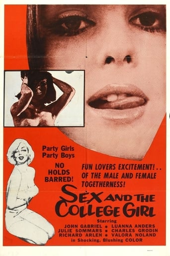 Poster of Sex and the College Girl