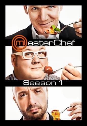 Masterchef 1ª Temporada - Poster