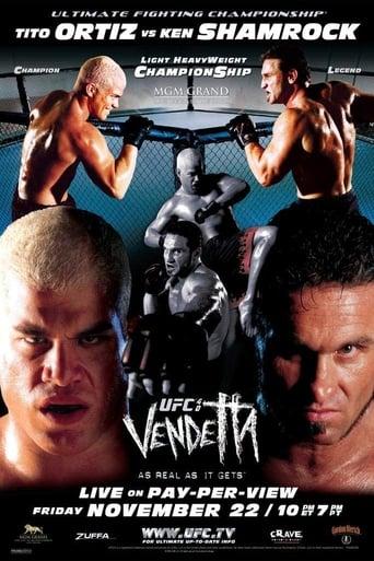 Poster of UFC 40: Vendetta