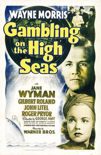 Poster of Gambling on the High Seas