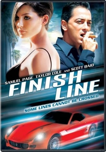 Poster of Finish Line