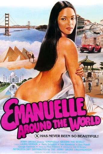 Emanuelle Around the World Movie Poster