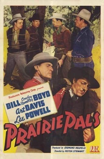 Poster of Prairie Pals fragman