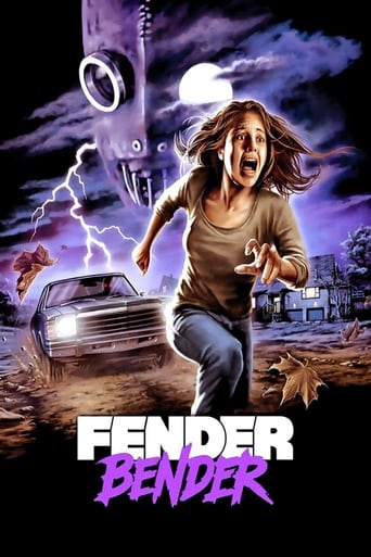 Poster of Fender Bender