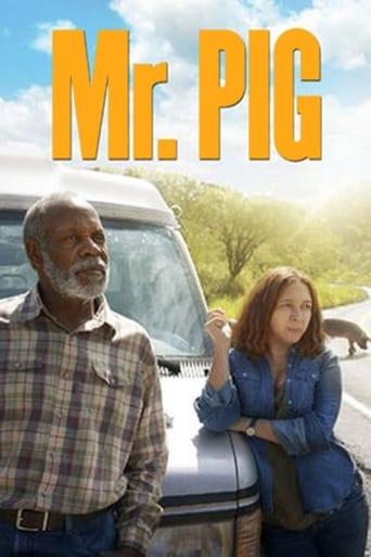 Sr. Pig - Poster