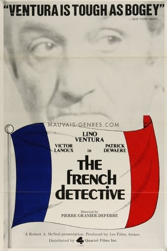 Watch The French Detective Free Movie Online