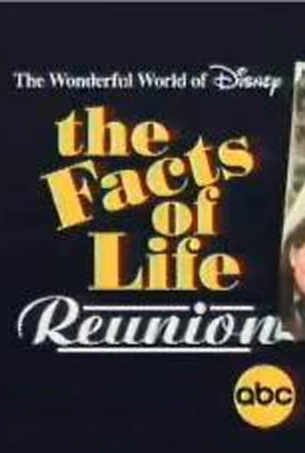 Poster of The Facts of Life Reunion