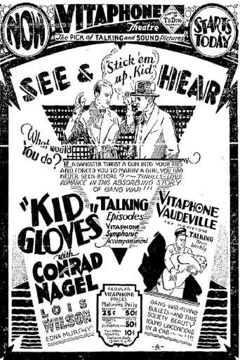 Poster of Kid Gloves