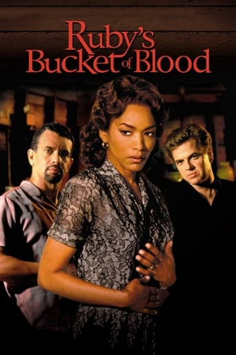 Poster of Ruby's Bucket of Blood
