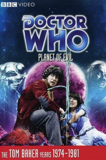 Poster of Doctor Who: Planet of Evil