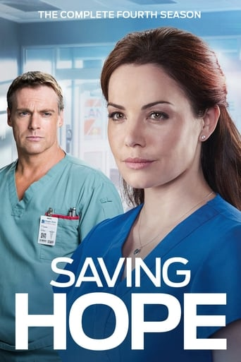 Saving Hope 4ª Temporada - Poster
