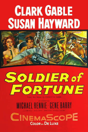 Poster of Soldier of Fortune