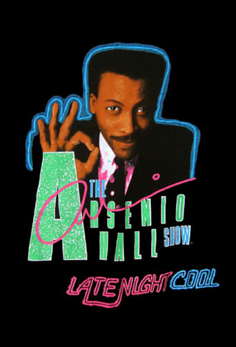Poster of The Arsenio Hall Show