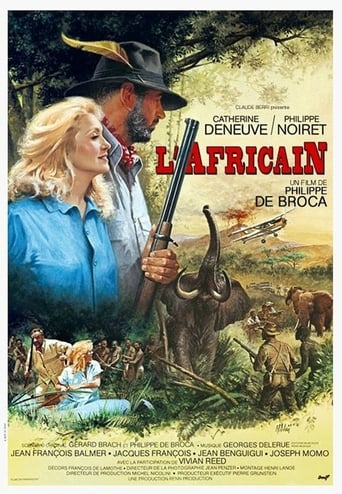 Poster of The African
