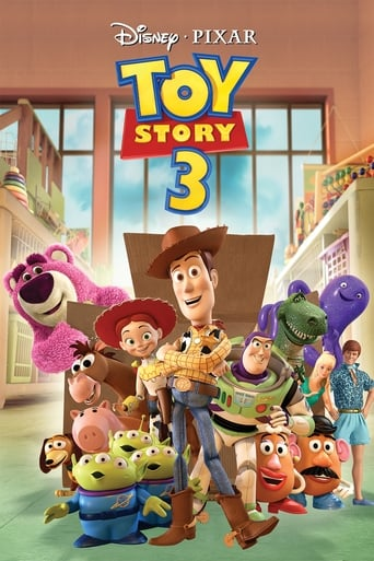 Poster of Toy Story 3 fragman