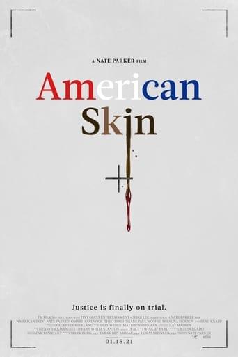 American Skin Poster