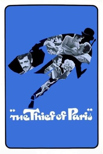 Poster The Thief of Paris