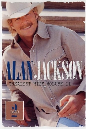 Poster of Alan Jackson: Greatest Video Hits: Vol. 2