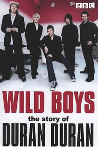 Poster of Wild Boys: The Story of Duran Duran