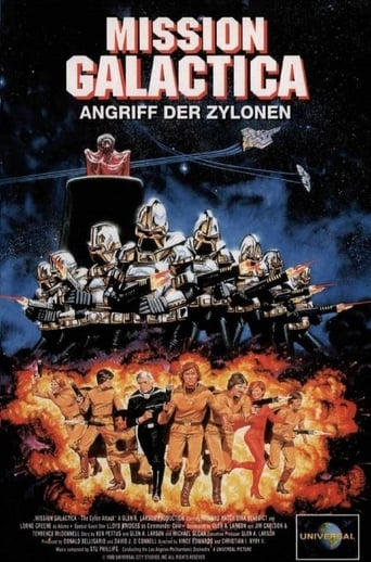 Mission Galactica - Angriff der Zylonen