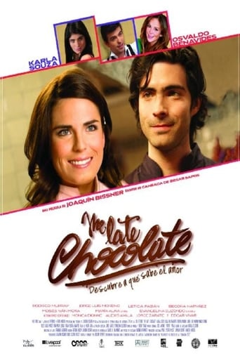 Poster of Me late chocolate