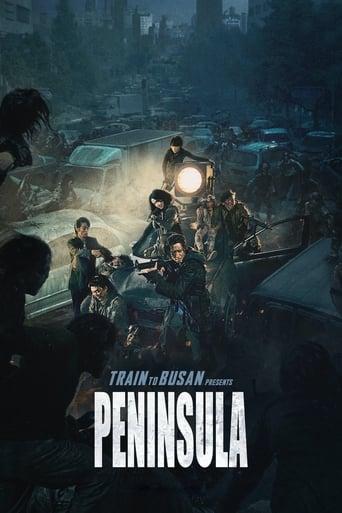 Poster Train to Busan 2: Peninsula