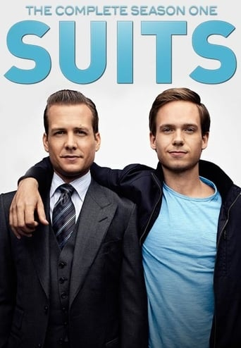 Suits 1ª Temporada - Poster