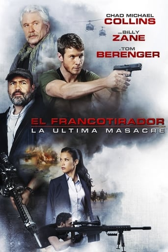 Poster of El francotirador: La última masacre