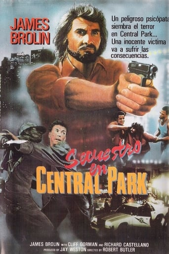 Poster of Secuestro en Central Park