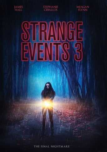 Strange Events 3 - Poster