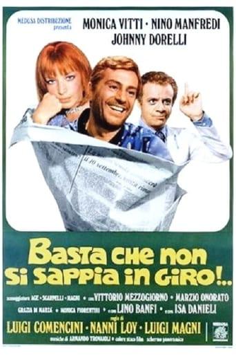 Poster of Basta che non si sappia in giro!..