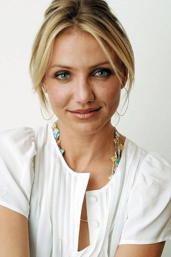 Cameron Diaz alias Princess Fiona (voice)