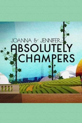 Poster of Joanna and Jennifer: Absolutely Champers