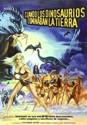 Poster of Cuando los dinosaurios dominaban la Tierra
