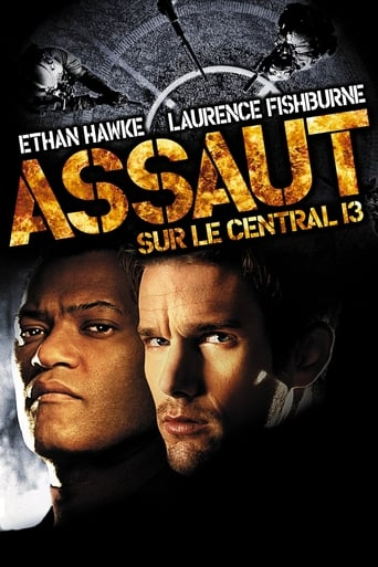 Poster of Assaut sur le central 13