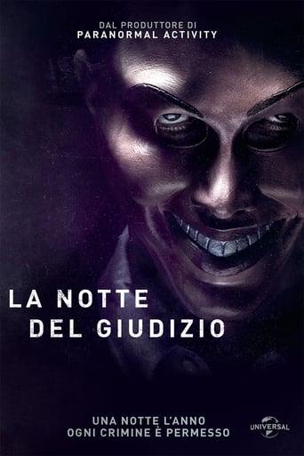 Poster of La notte del giudizio