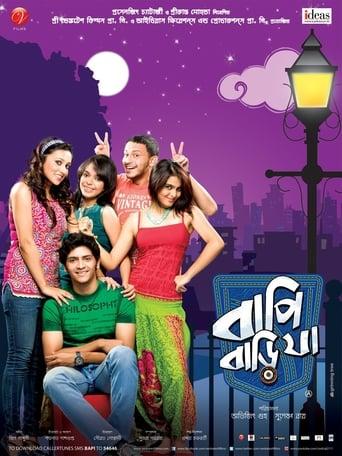 Poster of Bapi Bari Jaa
