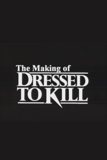 Poster of The Making of 'Dressed to Kill'