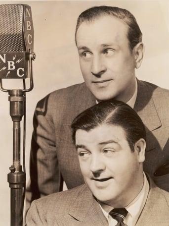 Poster of Abbott & Costello Meet Biography