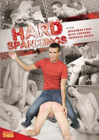 Poster of Hard Spankings