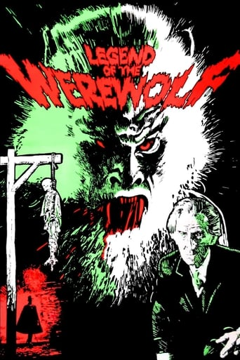Poster of Legend of the Werewolf