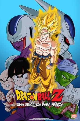 Dragon Ball Z: Uma Vingança para Freeza - Poster
