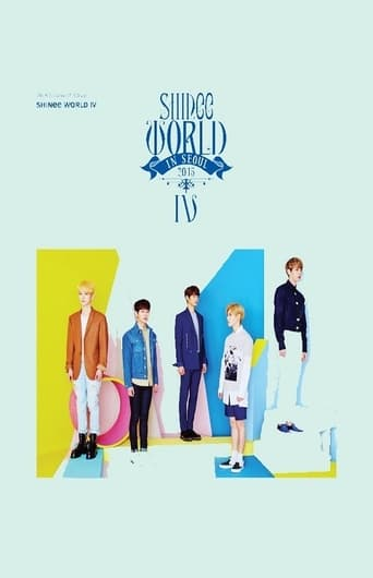 Poster of SHINee World IV