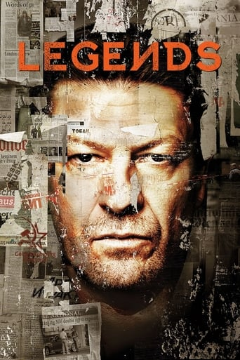 Poster of Legends Fbi