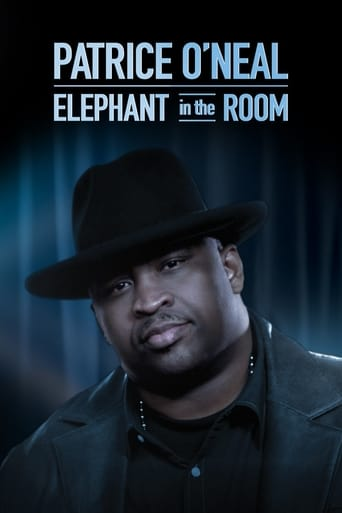 Poster of Patrice O'Neal: Elephant in the Room